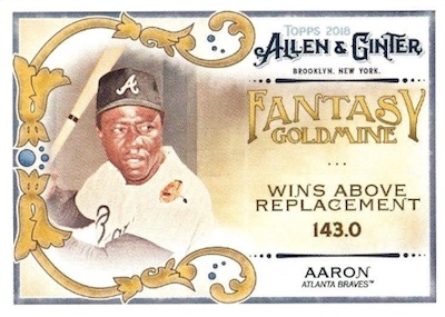 2018 Topps Allen & Ginter Baseball Cards 5
