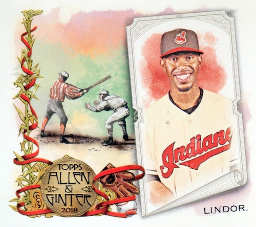 2018 Topps Allen & Ginter Baseball Cards 9