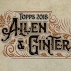 2018 Topps Allen & Ginter Non-Baseball Autographs Breakdown