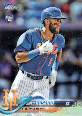 2018 Topps Baseball Factory Set Chrome Rookie Variations Gallery 9