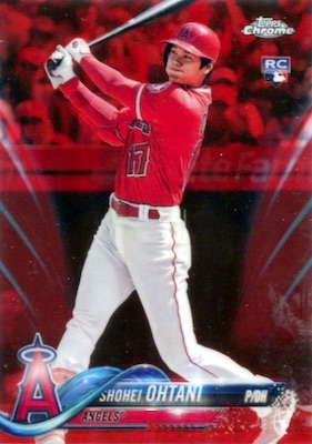 Shohei Ohtani Rookie Cards Checklist and Gallery 32
