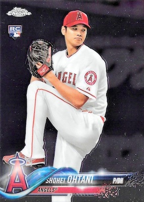 Shohei Ohtani Rookie Cards Checklist and Gallery 46