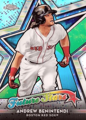 2018 Topps Chrome Baseball