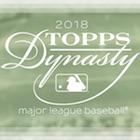 2018 Topps Dynasty Baseball Cards