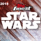 2018 Topps Finest Star Wars Trading Cards