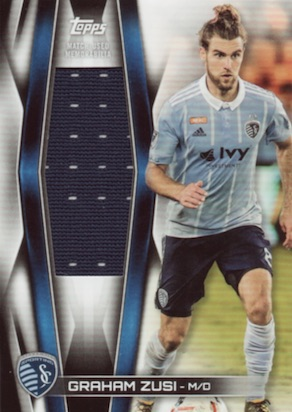 0c9f54ec2f9 2018 Topps MLS Major League Soccer Cards 50. The box used for this review  was provided by Topps.