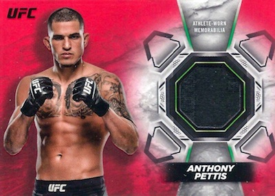 2018 Topps UFC Knockout MMA Cards 7