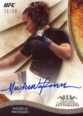2018 Topps UFC Knockout MMA Cards 29