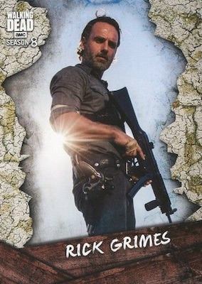 2018 Topps Walking Dead Season 8 Part 1 Trading Cards 35