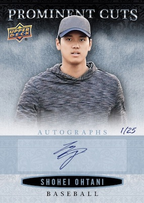 2018 Upper Deck National Convention Wrapper Redemption Cards 1