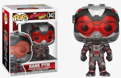Funko Pop Ant-Man and the Wasp Vinyl Figures 8