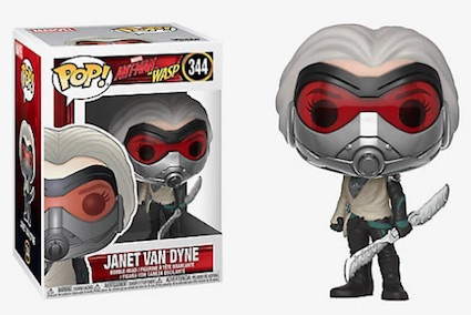 Funko Pop Ant-Man and the Wasp Vinyl Figures 9