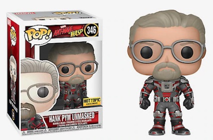 Funko Pop Ant-Man and the Wasp Vinyl Figures 12