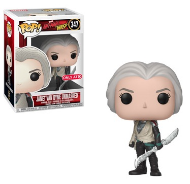 Funko Pop Ant-Man and the Wasp Vinyl Figures 13