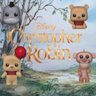 Funko Pop Christopher Robin Vinyl Figures