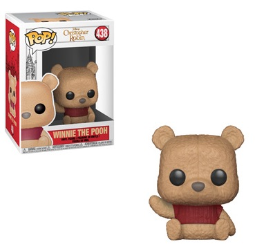 Funko Pop Christopher Robin Vinyl Figures 22