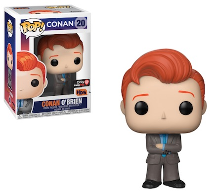Ultimate Funko Pop Conan O'Brien Figures Checklist and Gallery 22