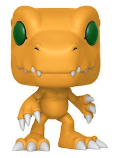 Funko Pop Digimon Vinyl Figures 25
