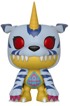 Funko Pop Digimon Vinyl Figures 26