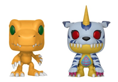 Funko Pop Digimon Vinyl Figures 1