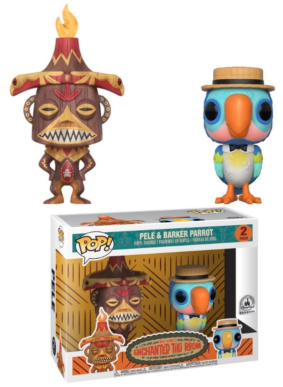 Ultimate Funko Pop Disney Parks Exclusive Figures Checklist and Gallery 60