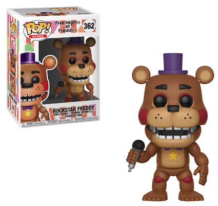Ultimate Funko Pop Five Nights at Freddy's Figures Checklist and Gallery 42