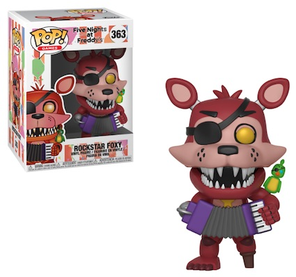 Ultimate Funko Pop Five Nights at Freddy's Figures Checklist and Gallery 43
