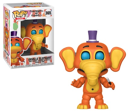 Ultimate Funko Pop Five Nights at Freddy's Figures Checklist and Gallery 45