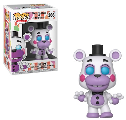 Ultimate Funko Pop Five Nights at Freddy's Figures Checklist and Gallery 46