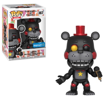Ultimate Funko Pop Five Nights at Freddy's Figures Checklist and Gallery 47