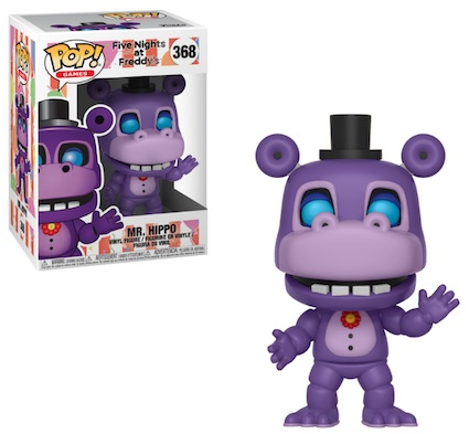 Ultimate Funko Pop Five Nights at Freddy's Figures Checklist and Gallery 48