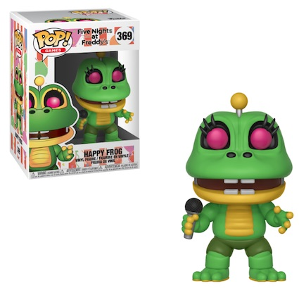 Ultimate Funko Pop Five Nights at Freddy's Figures Checklist and Gallery 49