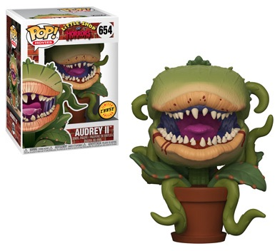 Funko Pop Little Shop of Horrors Vinyl Figures 23