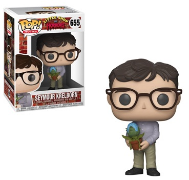 Funko Pop Little Shop of Horrors Vinyl Figures 24
