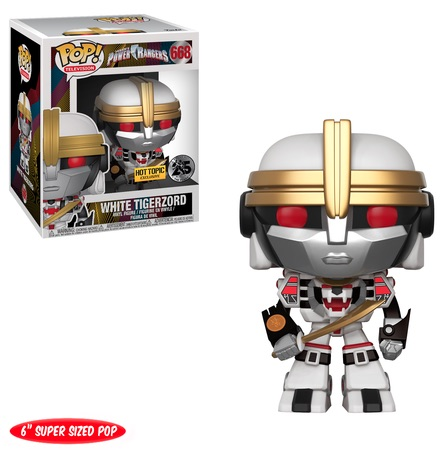 Ultimate Funko Pop Power Rangers Figures Gallery and Checklist 38