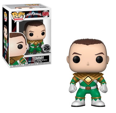 Ultimate Funko Pop Power Rangers Figures Gallery and Checklist 39