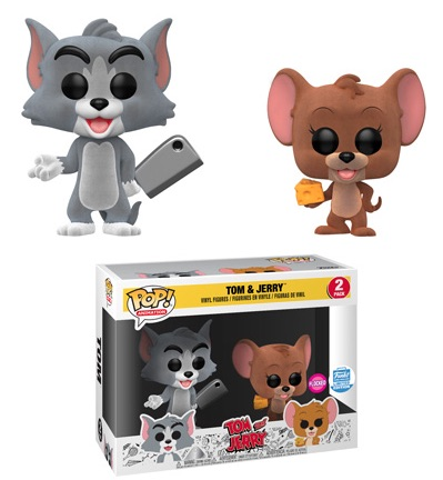 Ultimate Funko Pop Tom and Jerry Figures Gallery and Checklist 5