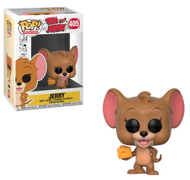 Funko Pop Tom and Jerry Vinyl Figures 21