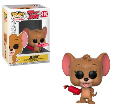 Funko Pop Tom and Jerry Vinyl Figures 23