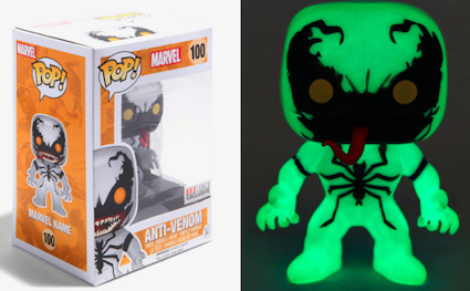 Ultimate Funko Pop Venom Figures Gallery and Checklist 6