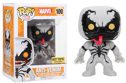 Ultimate Funko Pop Venom Figures Gallery and Checklist 5