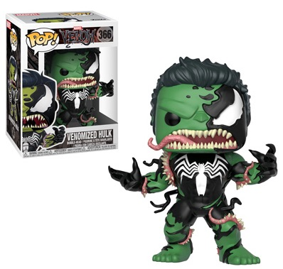 Ultimate Funko Pop Venom Figures Gallery and Checklist 18