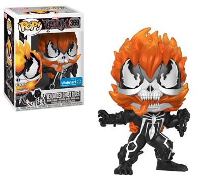 Funko Pop Venom Checklist Gallery Exclusives List