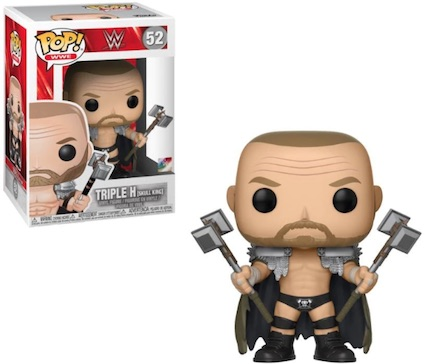Ultimate Funko Pop WWE Figures Checklist and Gallery 75