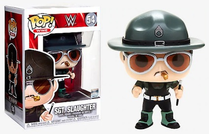 Ultimate Funko Pop WWE Figures Checklist and Gallery 79