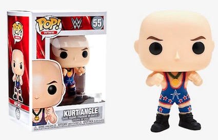 Ultimate Funko Pop WWE Figures Checklist and Gallery 80
