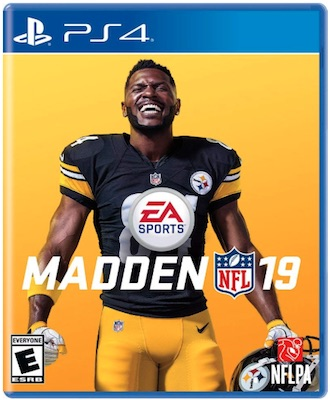 Madden NFL Covers - A Complete Visual History 38