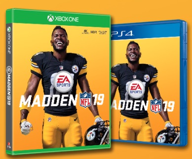 Madden NFL Covers - A Complete Visual History 4