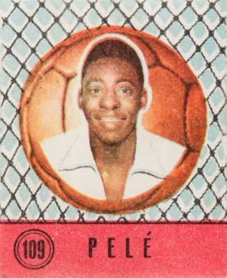 Pelé Rookie Cards Gallery and Autograph Memorabilia Guide 7