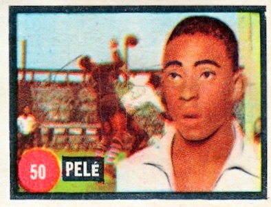 Pelé Rookie Cards Gallery and Autograph Memorabilia Guide 2